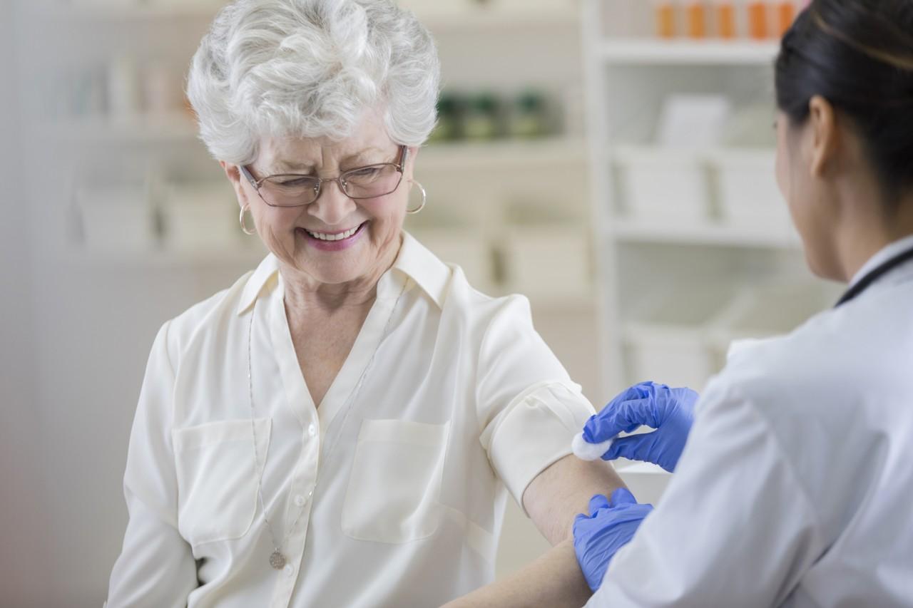 Lancement de la campagne de vaccination gratuite contre la grippe à partir du 6 octobre 2018