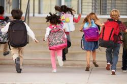 Rentrée 2017 à l'école primaire: rythme scolaire et dédoublement des classes de CP