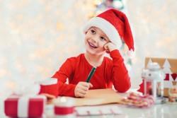 Écrire une lettre au Père Noël en ligne ou par courrier postal à partir du 7 novembre