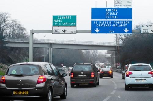 Vieux diesels interdits de circulation dans le Grand Paris à compter de juillet 2019