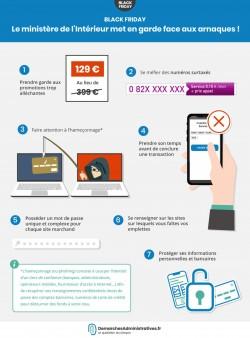 Black Friday : comment éviter les arnaques sur internet?