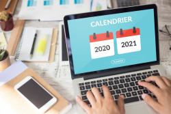 Jours fériés 2020 2021 : calendrier
