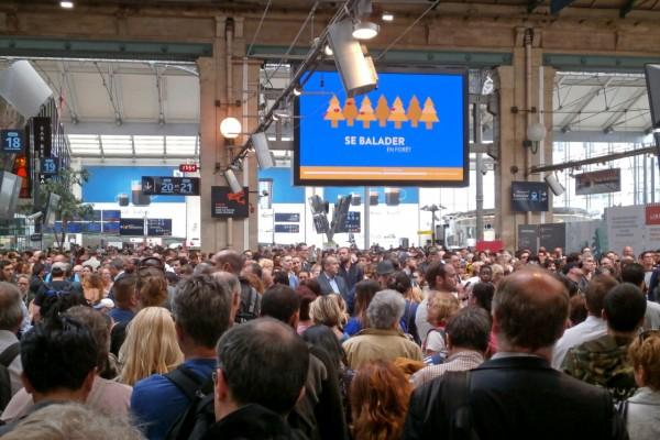 Grève SNCF RATP : grande journée d'action vendredi 14 décembre