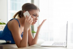 SFR est l'opérateur dont les clients se plaignent le plus selon l'Arcep