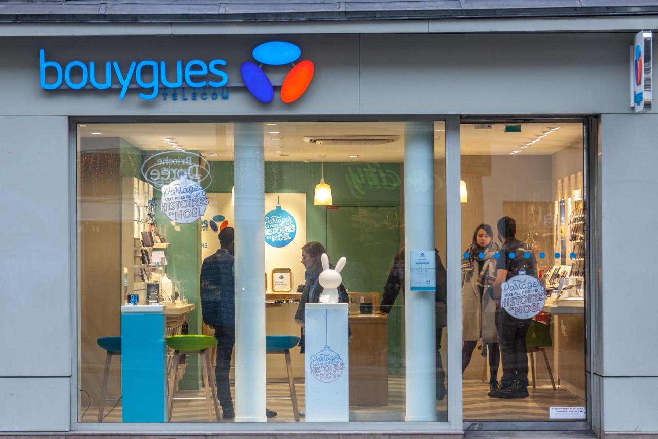 000 euros d'amende pour Bouygues Télécom