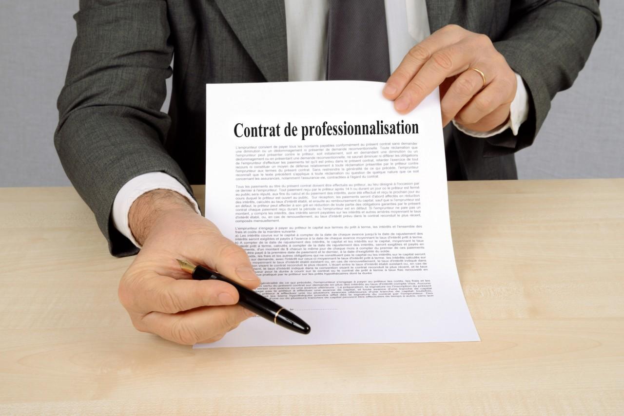 Expérimentation pendant 3 ans de la réforme du contrat de professionnalisation