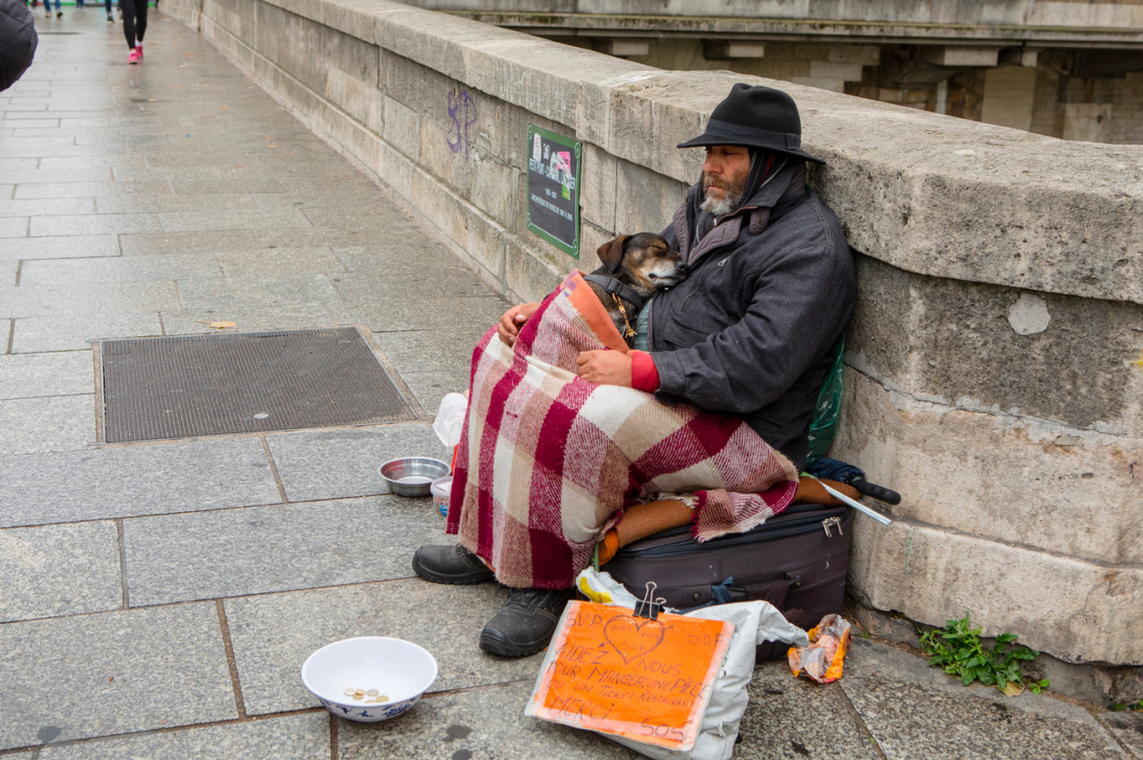 La mairie de Paris recherche des bénévoles pour la Nuit de la Solidarité le 7 février 2019