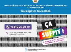 Homophobie et transphobie à l'école: campagne de sensibilisation lancée le 28 janvier 2019