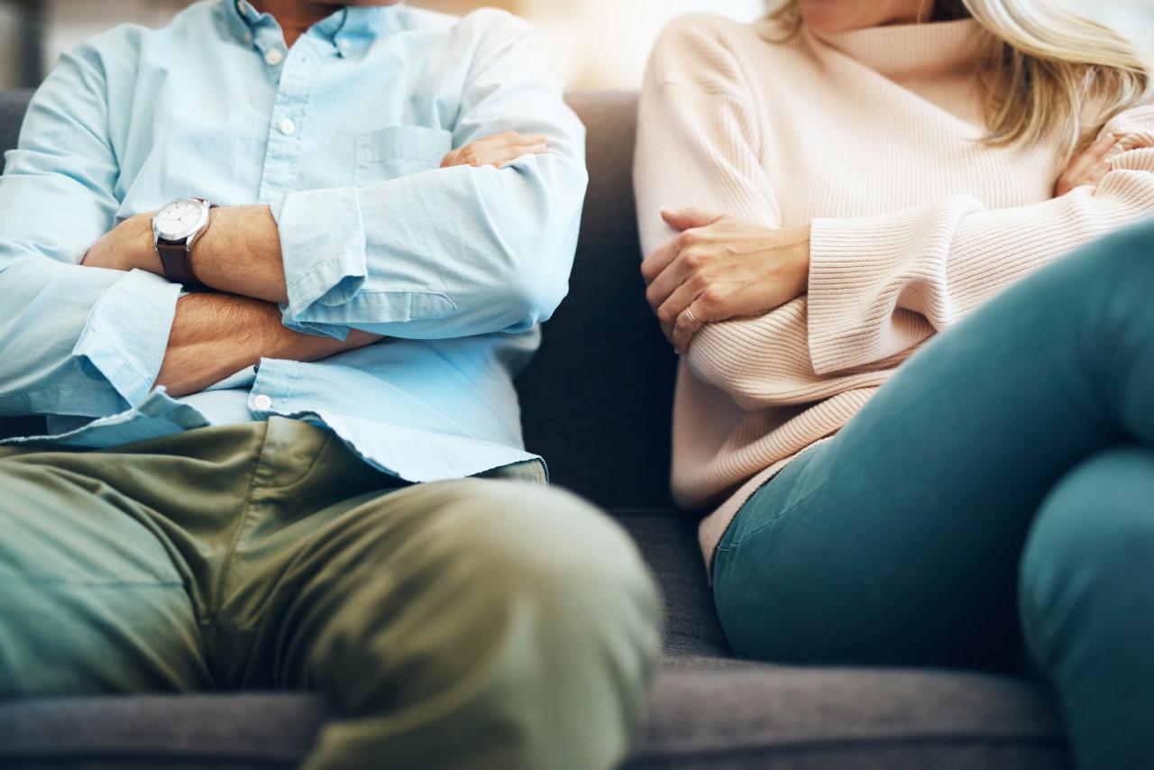 Le partage difficile des meubles lors d'un divorce
