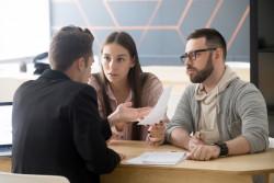 Mentir à la banque pour obtenir un crédit peut coûter cher