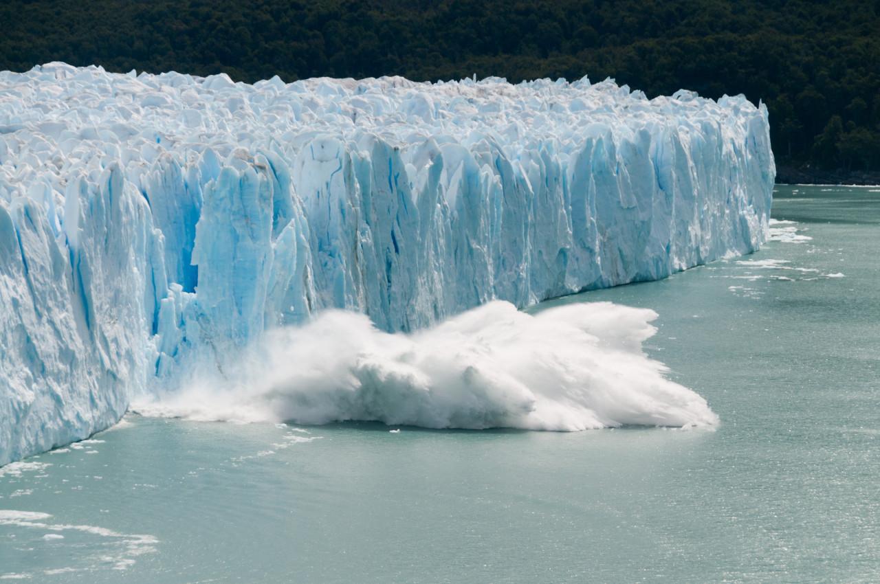 La fonte des calottes glaciaires pourrait entrainer des événements climatiques extrêmes plus fréquents