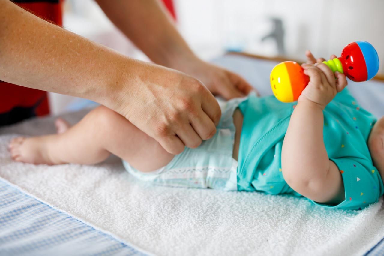 Les fabricants de couches pour bébés s'engagent à mieux informer les consommateurs