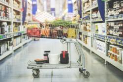 Panier moyen : le prix des courses en hausse en 2018