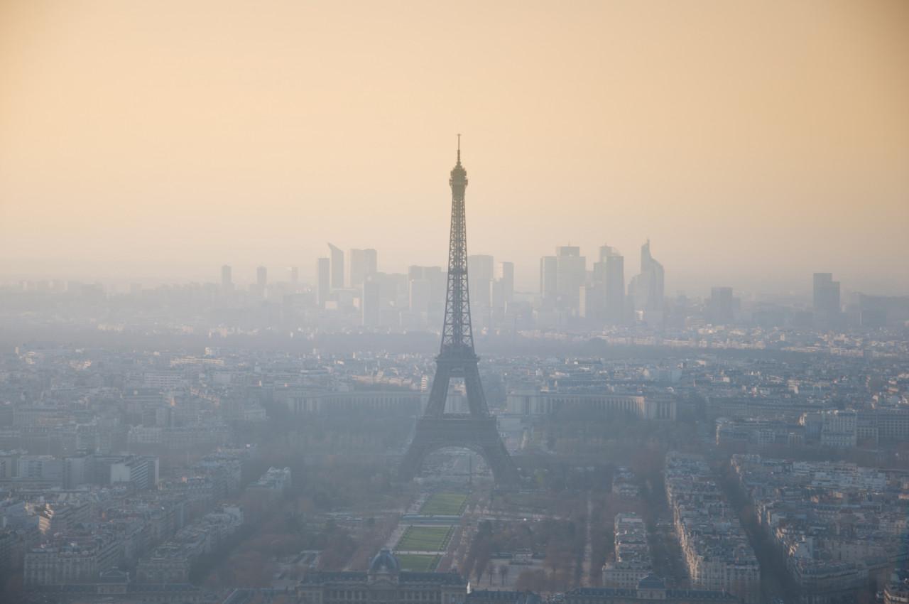 Décès liés à la pollution atmosphérique en hausse