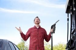 10% d'augmentation sur le prix du diesel en 2018 : 7,6 centimes de plus à la pompe