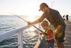 Conditions pour pouvoir pêcher sur les cours d'eau