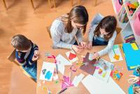 Hausse de 138 € de l'allocation de garde d'enfants au 1er octobre 2018