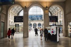 Perturbation Gare de l'Est SNCF à Paris jeudi 4 avril