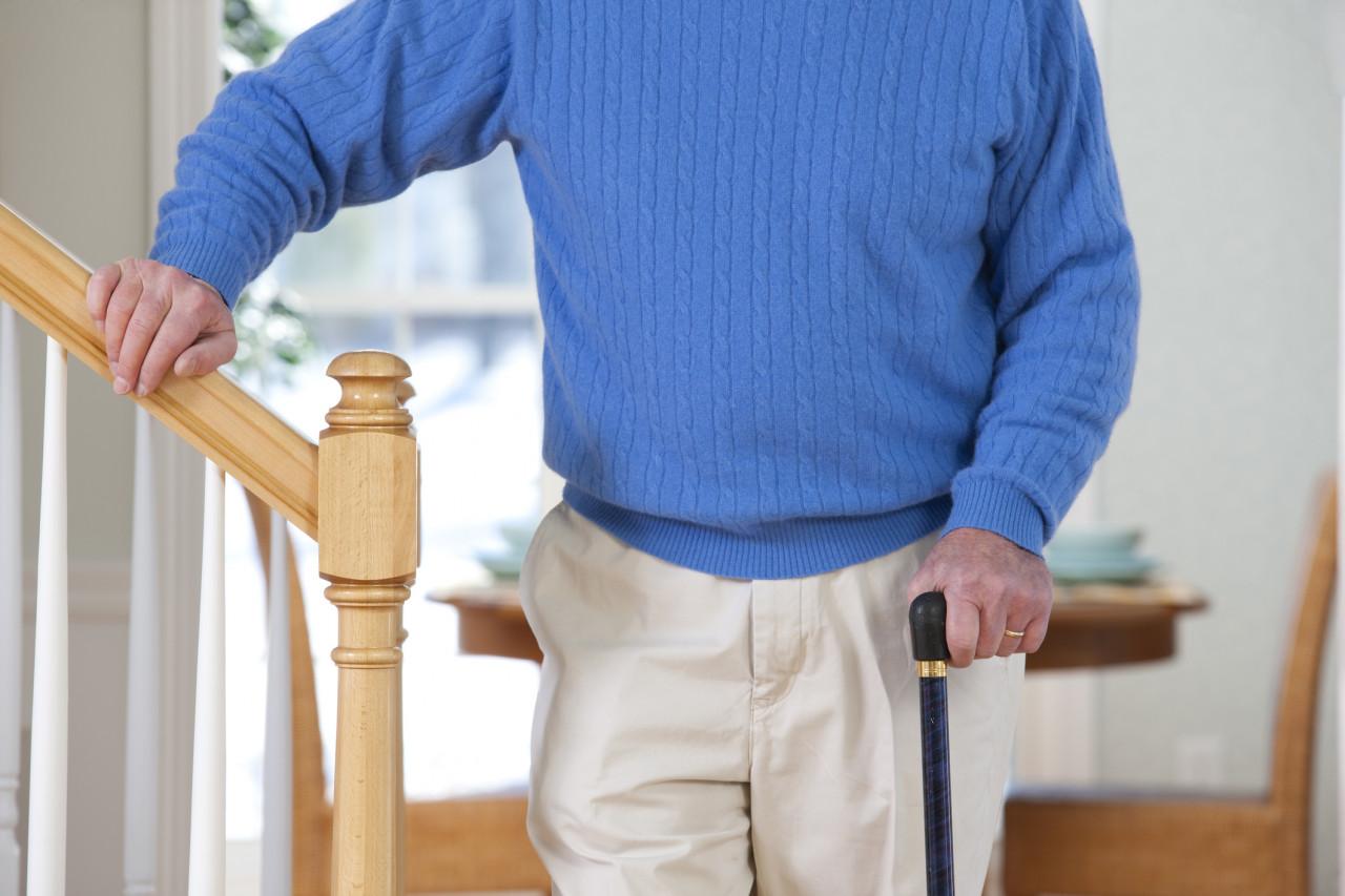 Aménagements permettant de sécuriser le logement d'une personne âgée