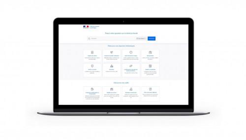 Code du travail numérique mis en ligne