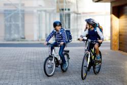 Formation «Savoir rouler à vélo» pour les jeunes cyclistes