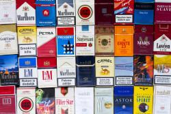 Identification des paquets de cigarettes avec un numéro unique