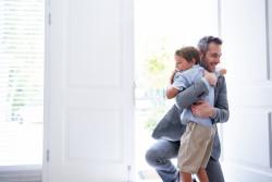 Empêcher un père de voir son enfant est passible de prison