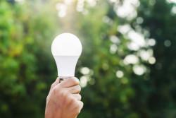 Effets des LED sur les yeux et la planète
