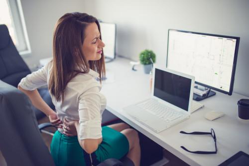 Troubles musculo-squelettiques au travail
