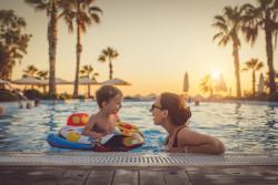 Risques des vacances d'été à crédit