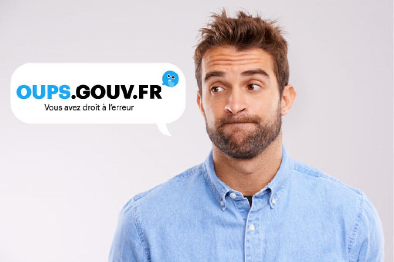 Oups.gouv.fr conseille les Français pour éviter les erreurs administratives