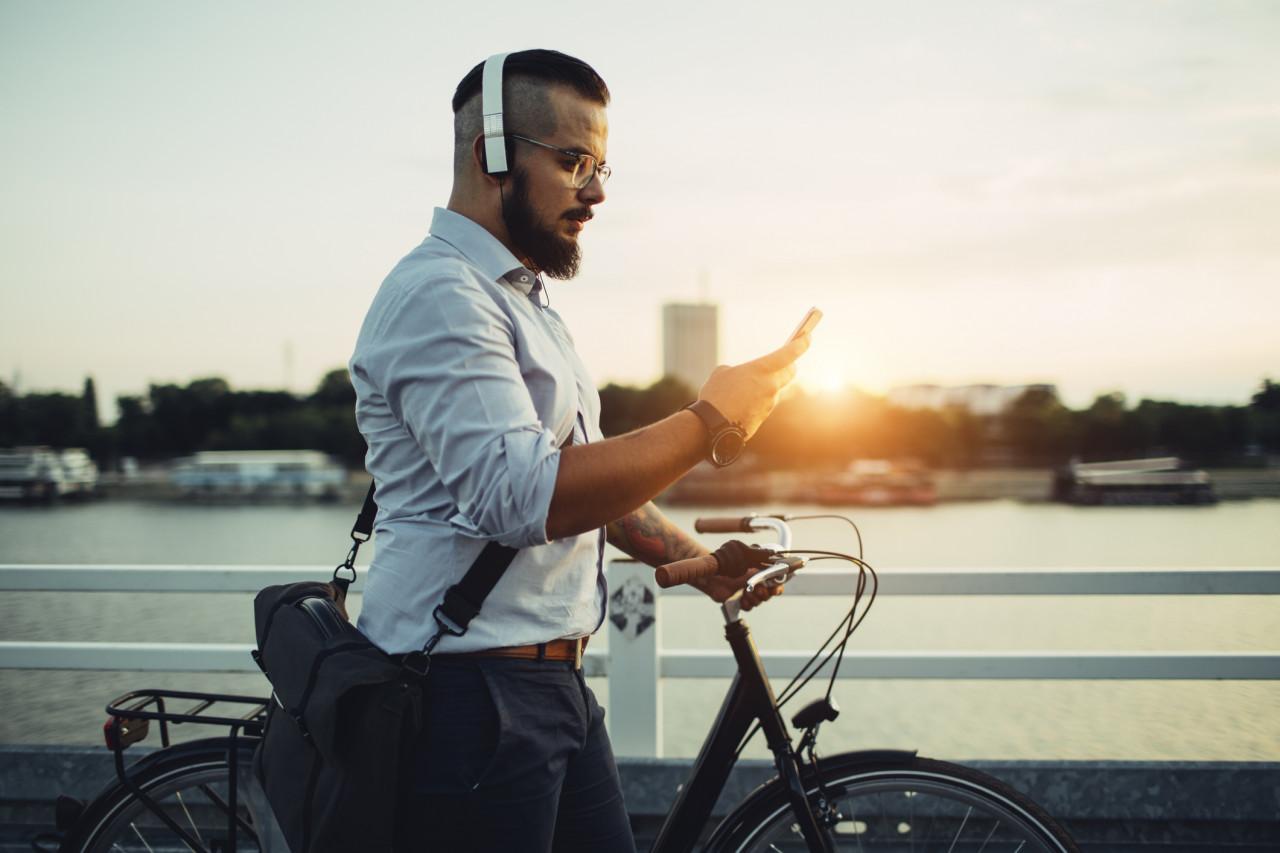 Le forfait mobilités durablespour les salariés venant à vélo ou en covoiturage