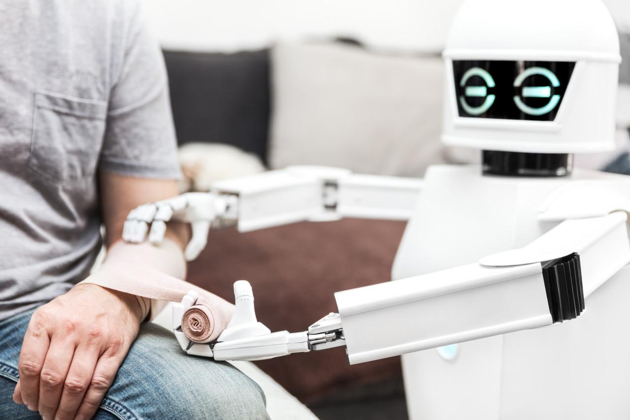 Avis des patients sur le recours à l'intelligence artificielle en médecine