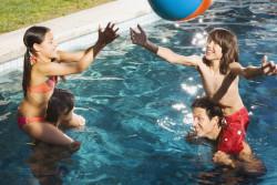 Location de piscine entre particuliers, emplacements de caravane, jardins