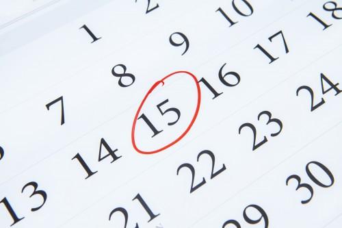 Taxe d habitation les dates de r ception des avis et dates limites de paiement - Date reception taxe habitation ...
