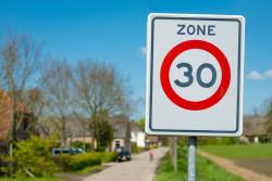À Bègles, la vitesse est désormais limitée à 30 km/h