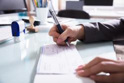 Fraude aux chèques en hausse