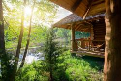 Une maison construite illégalement sur une zone protégée peut être maintenue