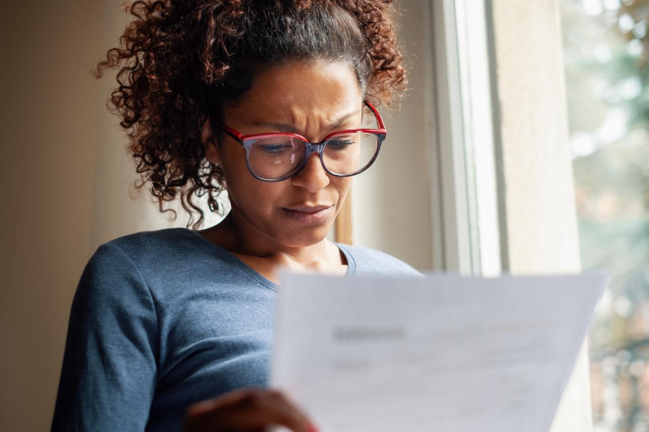Trop-perçu de prestation sociale : Droit à rectification dès réception de la notification