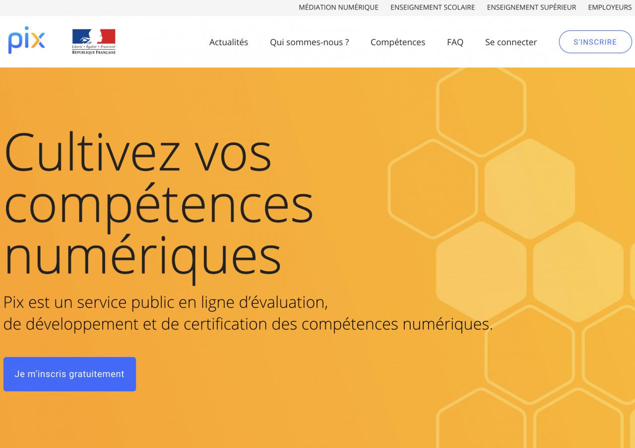 Pix : une nouvelle plateforme d'évaluation et de certification des compétences numériques