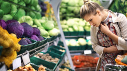 Marges des grandes surfaces sur les fruits et légumes bio