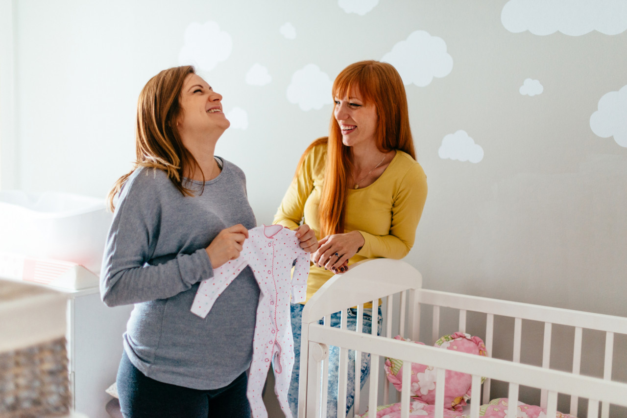 Enfants nés d'une PMA: Inscription de la mention « mère et mère » sur les actes de naissance