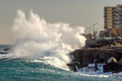 Le réchauffement climatique déchaîne les océans