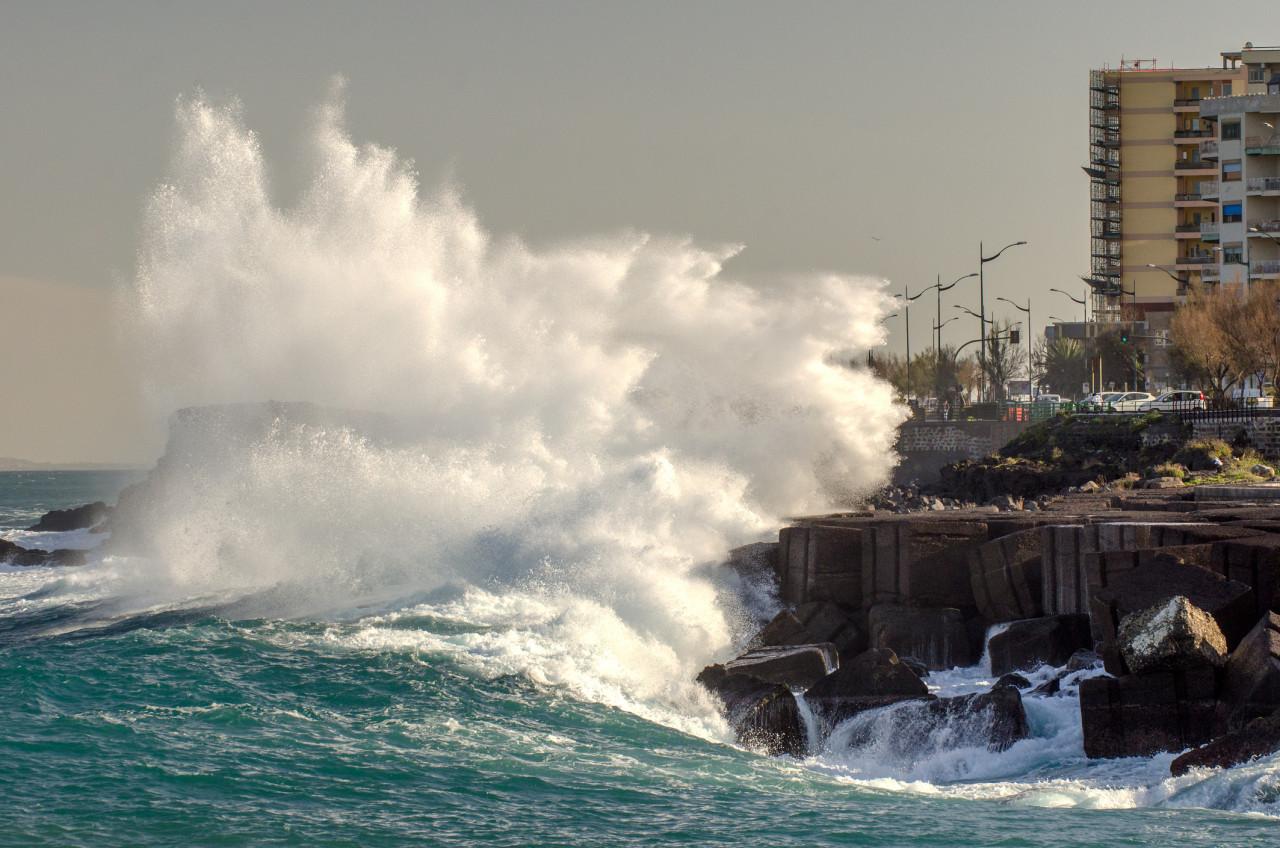 Réchauffement climatique: Les océans menacent l'humanité selon le GIEC