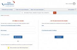 Déclarations et paiements micro-entreprise sur autoentrepreneur.urssaf.fr