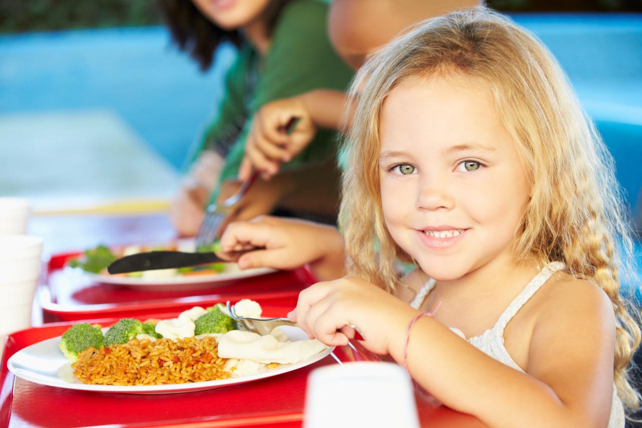 Cantines scolaires : Des associations demandent plus de menus végétariens et moins de viande