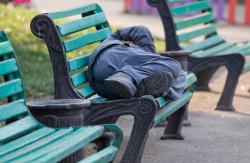 Manque de places d'hébergement pour les sans-abris