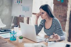 De plus en plus de salariés épuisés au travail