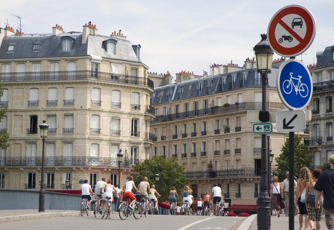 Journée sans voiture à Paris ce dimanche 22 septembre 2019