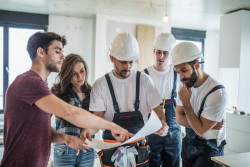 Des travaux non prévus par le contrat de construction d'une maison peuvent être exigés par le client